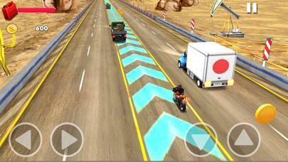 Highway Rider Traffic Racer screenshot 1