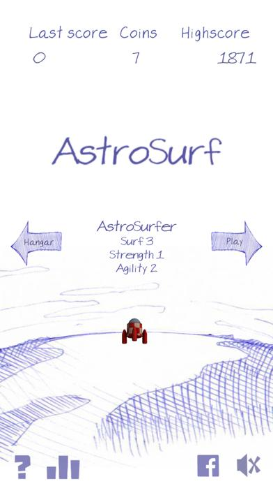 New AstroSurf Game