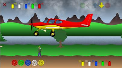 Happy Airplane by Horse Reader screenshot 3