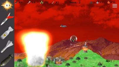 Nuclear Fighter Bomber Game