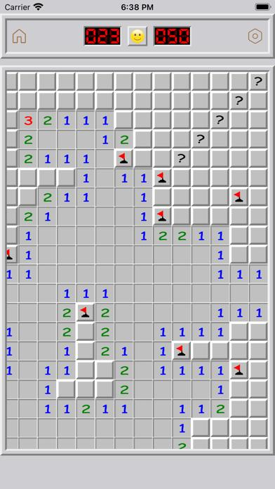 Minesweeper iOS