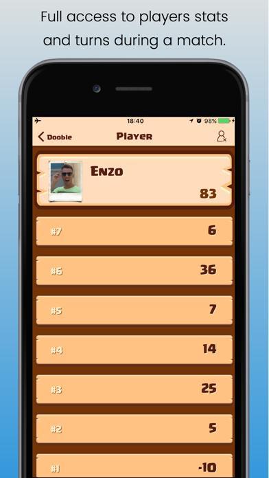 ScoreCard for everyone screenshot 3