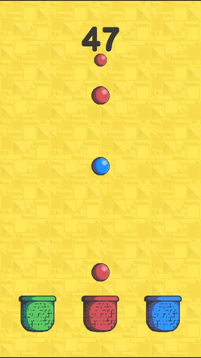 Catch a Color Deluxe Ball Drop iOS