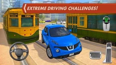 City Driver: Roof Parking Challenge iOS