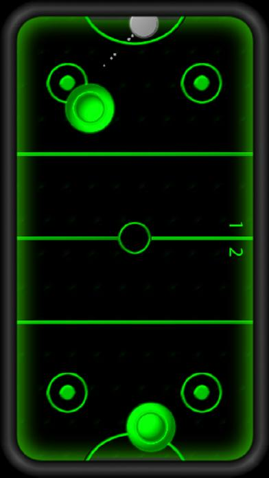 Air Hockey Black iOS