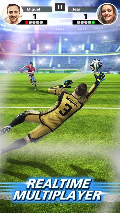 Football Strike  Multiplayer Soccer Game