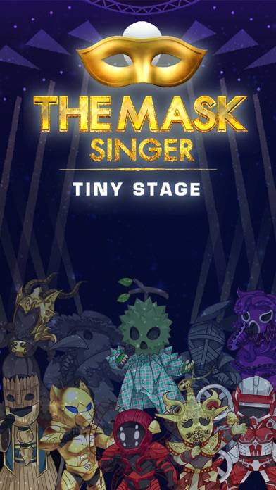 The Mask Singer iOS