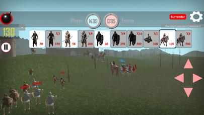 Battle of Middle Earth Roman Empire Game