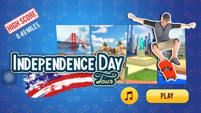 Independence Day Tour Game