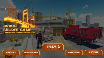 Bridge Builder  Construction Simulator 3D ios