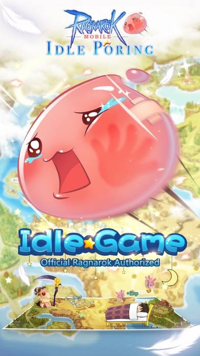 Ro Idle Poring Game