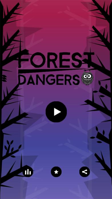 Forest Dangers iOS