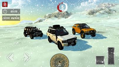 Real Snow Drift Racer Game