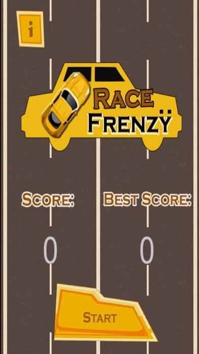 Race Frenzy Game