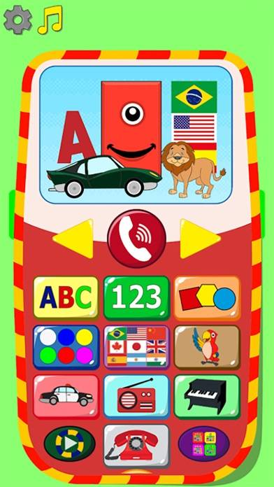 My Educational Phone Game