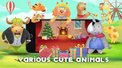 Animal Got Talent-Game For Kid iOS