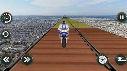 Crazy Bike On Impossible Track iOS