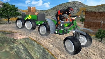 Cargo Transport ATV Simulator iOS