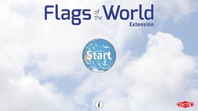Flags of the World Extension iOS