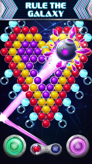 Bubble Heroes Galaxy iOS