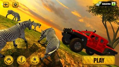 Safari Hummer Driving Sim 2018 iOS