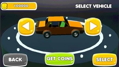 Mini Car Toon Traffic Racers iOS