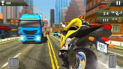 Moto Racing Traffic Rider iOS