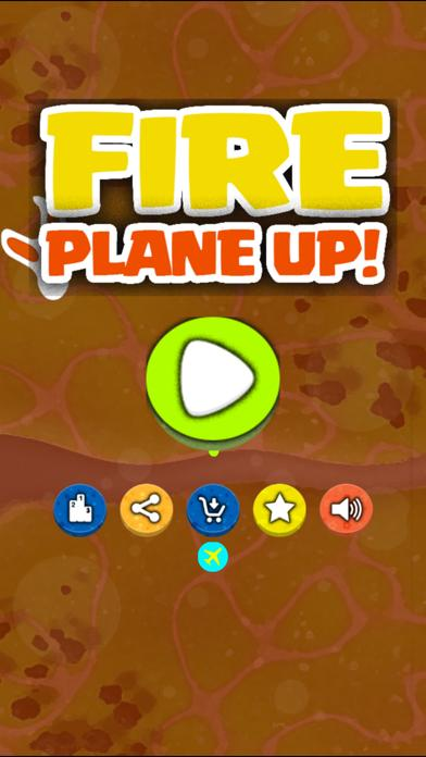 Fire Plane Up! iOS