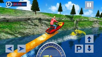 Power Boat Racing Game iOS