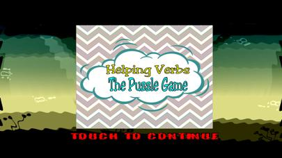 Helping Verbs -The Puzzle Game iOS
