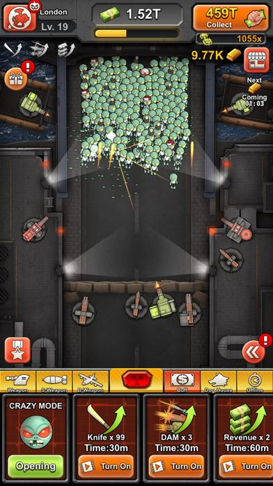 Idle Zombies iOS