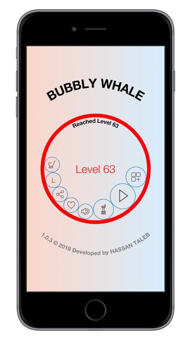 Bubbly Whale iOS
