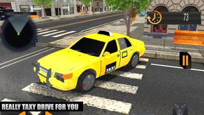 Real City Taxi Driver Sim iOS