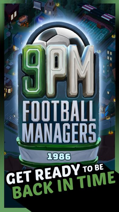 9PM Football Managers iOS