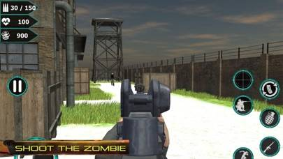 Zombie Squad Survival iOS