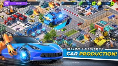 Overdrive City iOS