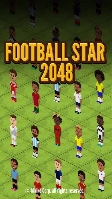 Football Star 2048 iOS