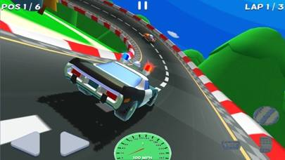 Super Car Racing Adventure 3d iOS