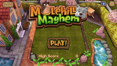 Molehill Mayhem iOS
