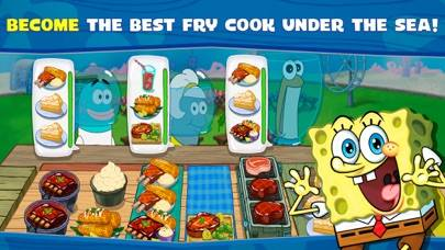 SpongeBob: Krusty Cook-Off iOS