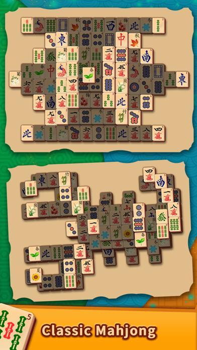 Mahjong Tile Matching Puzzle iOS