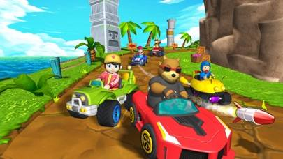 Super Racing Tour iOS