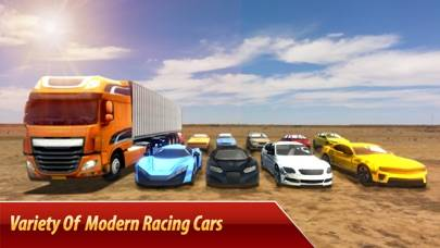 Racing Highway Extreme Traffic iOS