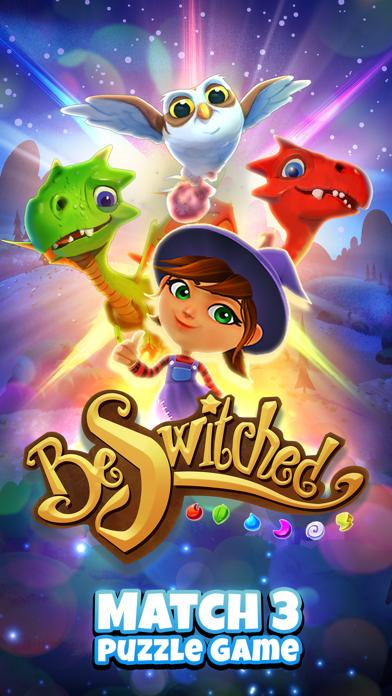 BeSwitched Match 3 iOS