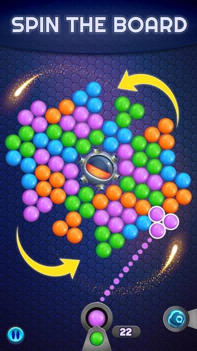 Bubble Pop Spinner iOS