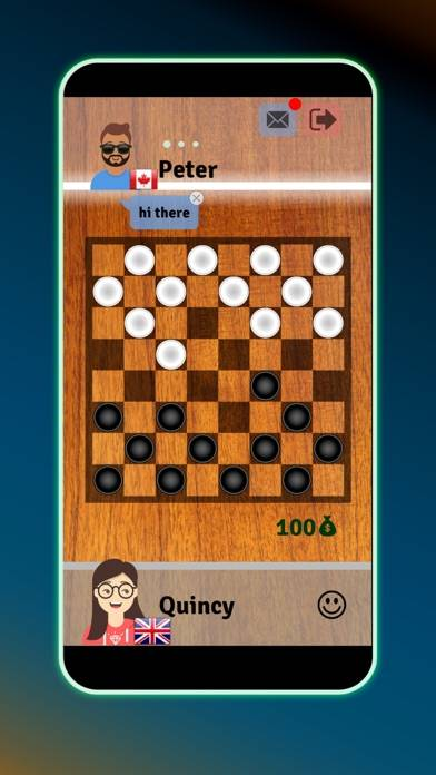 Checkers - Online Board Game iOS