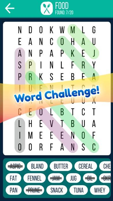 Word Search 2020 iOS