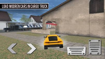 Transporter Truck Car Mission iOS