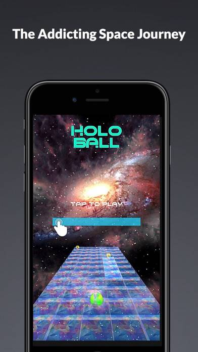 Holo Ball iOS