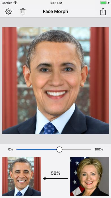 Face Morph iOS